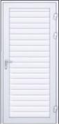 Drzwi z profili AW 100