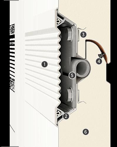 panel innovo-prime 60mm