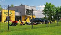 Galeria Wiśniowski - Dla przemysłu - Ogrodzenia panelowe