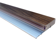 Próg drewniano-aluminiowy